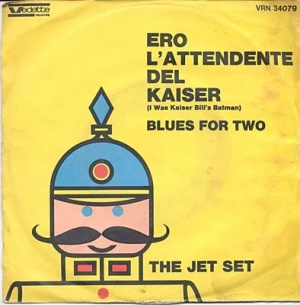 Ero l'attendente del Kaiser / Blues for two